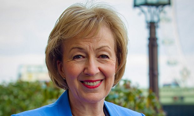 Andrea Leadsom - dropped out for leadership