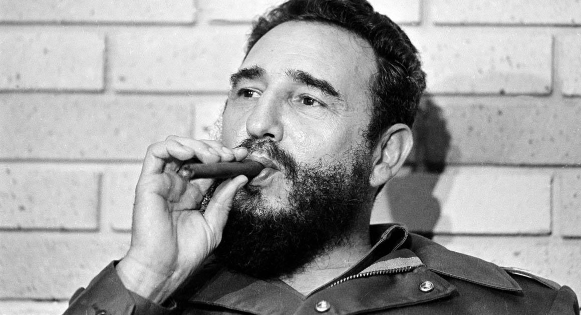 Fidel Castro August 13, 1926 – November 25, 2016