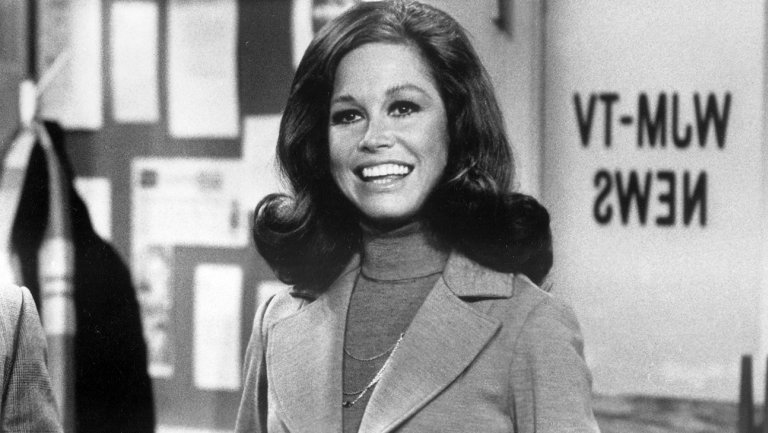 Mary Tyler Moore (December 29, 1936 – January 25, 2017)