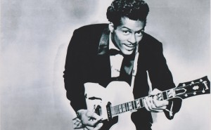 "Charles Edward Anderson ""Chuck"" Berry (October 18, 1926 – March 18, 2017)"
