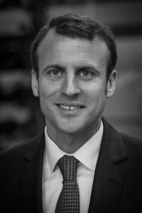 Emmanuel Macron as A Poker Player