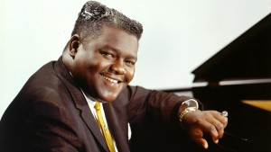 Antoine Dominique Domino Jr aka 'Fats'. (February 26, 1928 - October 24, 2017)