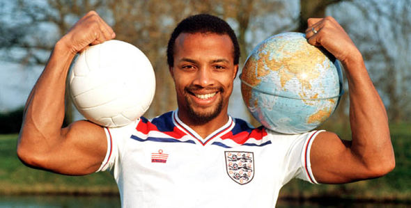Cyrille Regis, MBE (9 February 1958 – 14 January 2018)