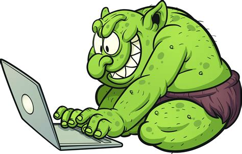 Online Poker Troll