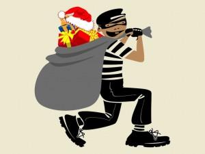 Christmas-Thief