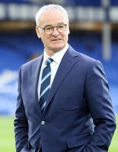Claudio Ranieri -manager